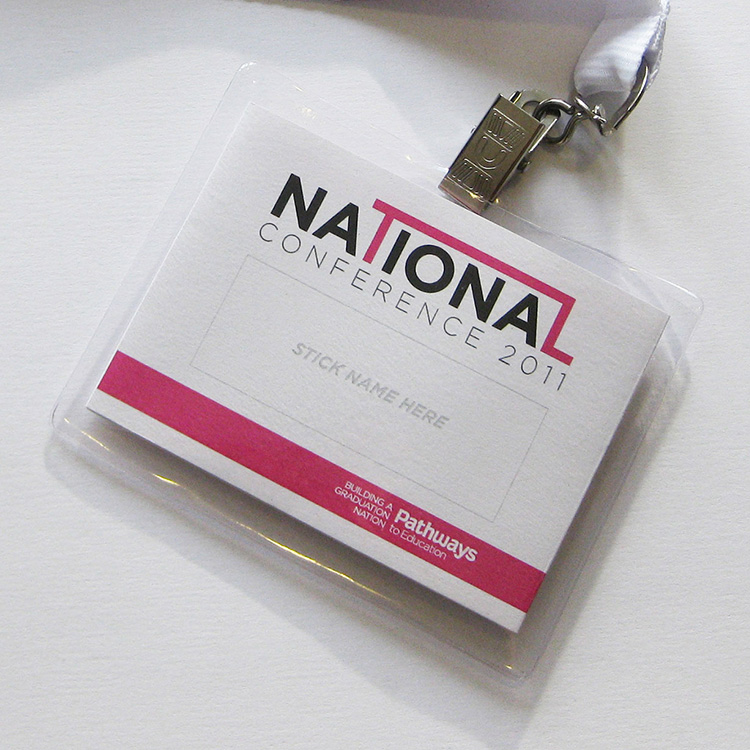 Pathways to Education — Name Badge